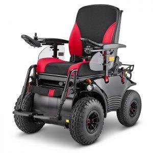 ویلچر برقی میرا optimus 2